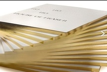 Look Book Design / Collection of Look Books created for promotional use within the fashion industry