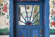 lead me to your door.. / by Astrid de Behr