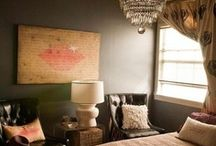 Bedroom Love / by Missy McMullen Hamilton