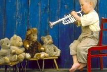cuddly bears / by Astrid de Behr