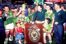 The Premierships / The Canberra Raiders premierships, 1989-90 and 1994