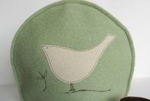 $ tea cosy corner $ / by Astrid de Behr