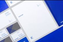 Stationery Design / Stationery examples: Letterheads, Invoices, Business Cards and Compliments Slips