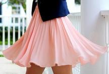 Dresses,Skirts... / by Suzy Bingham