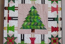 Christmas Quilts / by Billie Poss