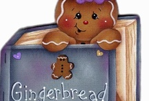Gingerbread Inspiration / by Billie Poss