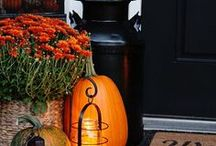 Fall/Halloween / by Missy McMullen Hamilton