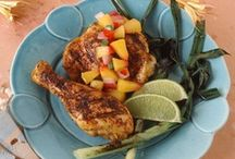 April Seasonal Recipes / Chicken and turkey recipes that use spring seasonal ingredients like artichokes, peas, asparagus and more. / by Perdue Chicken