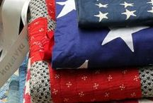 Red, White, & Blue / by Ann Potter