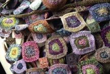 Haken muts shawl / by Syl