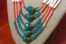 Jewelry-Necklaces & Pendants / by Iri Schindler