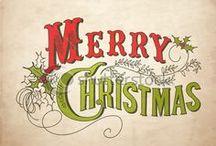 """Merry Christmas"" / by Billie Poss"