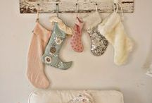 christmas * stockings/stuffers / by Kathy Boenig