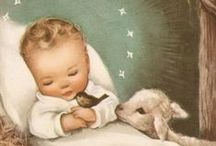 Vintage and Nostalgic Christmas / Here's a collection of vintage images and cards that bring back childhood memories.