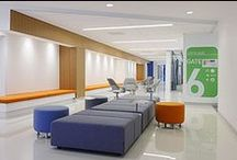 Office Lobby Designs / These beautiful office lobby and reception designs will inspire you.