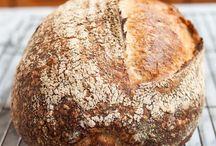 Recipes | Bread / Bread recipes | English muffin recipe | Sourdough recipe