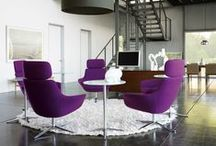 Bob Seating and Tables / Bob is a well-crafted beauty that's comfortable and convivial.