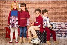 Colección Back To School AW 15-16 / Ropa para niños colección otoño-invierno 15/16 de Charanga  www.charanga.es