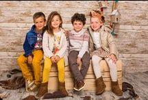 Colección Cozy Days AW 15-16 / Ropa para niños colección otoño-invierno 15/16 de Charanga  www.charanga.es