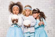 Colección Frozen Snow AW 15-16 / Ropa para niños colección otoño-invierno 15/16 de Charanga  www.charanga.es