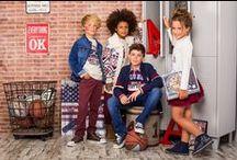 Colección Teens AW 15-16 / Ropa para adolescentes colección otoño-invierno 15/16 de Charanga  www.charanga.es