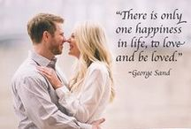 Quotes On Love / Love Quotes, Wedding Quotes, Relationship Quotes