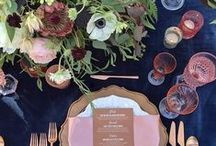 Reception Tablescaping