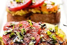 Recipes | Vegan breakfast / Vegan breakfast ideas | dairy free, meat free | vegan cakes