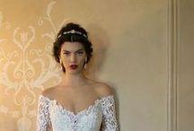Best wedding dresses of the Pinterest / My selection of beautiful wedding dresses. https://blog.tvojeradost.cz