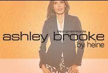 Ashley Brooke | Brands / Индивидуален стил с изкушаваща женственост. Модерни, цветни дрехи, насочени към модните тенденции. Ashley Brooke винаги предлага подходящ аутфит – както за непринудена среща с приятели, така и за романтична вечеря. Дизайнът привлича със съвременната си, женствена визия, която вдъхновява. Марката представя модерни дрехи, които лесно се съчетават помежду си. Стилната кройка се постига чрез качествена изработка и елегантни детайли.