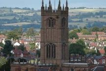 Shropshire | Churches to visit in Shropshire, Herefordshire and Powys /  There are over 350 churches in Shropshire. Most of them are over 700 years old.