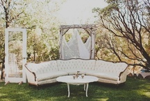My outdoor vintage French wedding  / by Angela Wheale