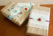 Gift Wrapping / Pretty Packages
