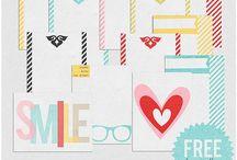 Fonts & Freebies