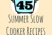 Crock Pot Recipes!