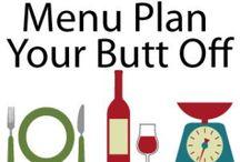 Freezer Foods & Meal Planning