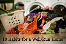 Homemaking Ideas / by Debby Fernandez