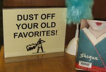 Library- Display Ideas