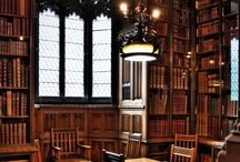 A Library Shelf O' Beauty / by MaryAnne W
