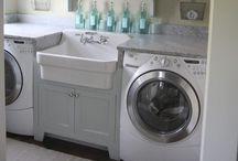 Cabin- Laundry Room