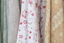 Inchyra - the Scottish luxury fabric company / Inspirational images from Scottish rustic luxury linens specialist Inchyra.