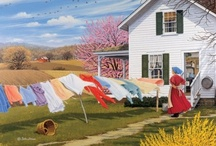 In the Country / by MaryAnne W