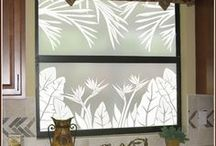 Hot Looks for Your Windows and Doors / #Window Film