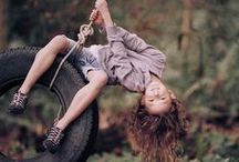 """Past Times / """"What one loves in childhood stays in the heart forever."""" - Mary Jo Putney"""