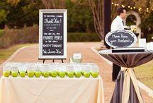 Wedding Ideas / Planning & ideas for our upcoming wedding. / by Dalton Higginbottom