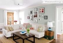 Dobbs Living Room  / by Meggan Hood