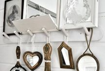 HANG IT UP~ / We all know that we 'LOVE' decorating our walls..., but sometimes we are lost for ideas. This is the place to share your ideas. Pin fabulous wall-hanging ideas, wall decor, & anything to enhance the walls of any space.  Maybe you'll even get some great gift ideas for the holidays! ~Enjoy! (*No limits--I love your pins!)