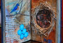 Library- Altered Book Craft