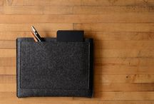 wool sleeves / Wool sleeves for different devices.