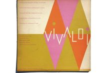 New Documents / LPs / Record covers from the mid-twentieth century, available from New Documents.